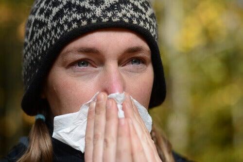 rumori della tosse
