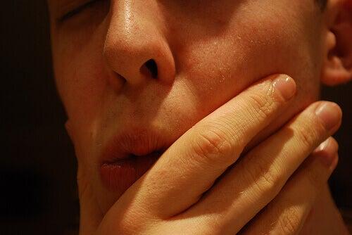 dolore al cavo orale