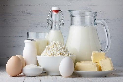 latticini alimenti decalcificanti