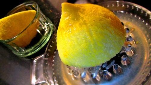 birra e succo di limone