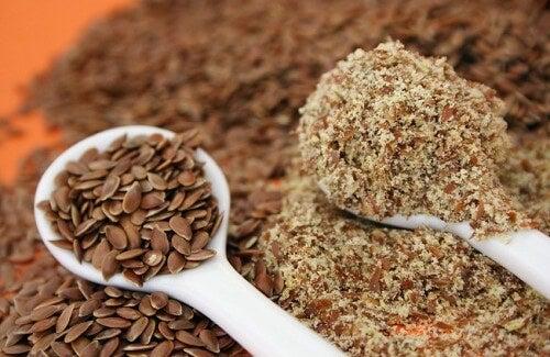 chia e semi di lino servono per perdere peso