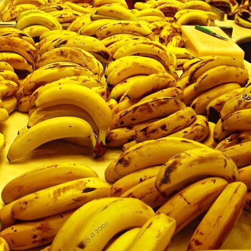 Varietà di banane