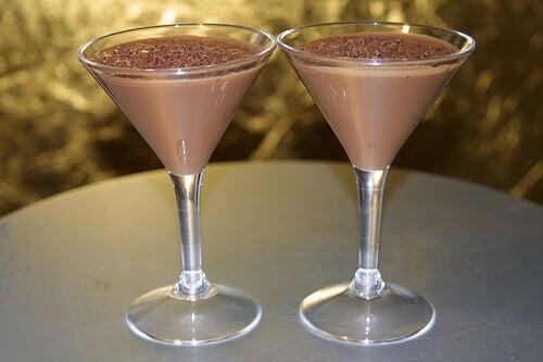 Drink al cioccolato