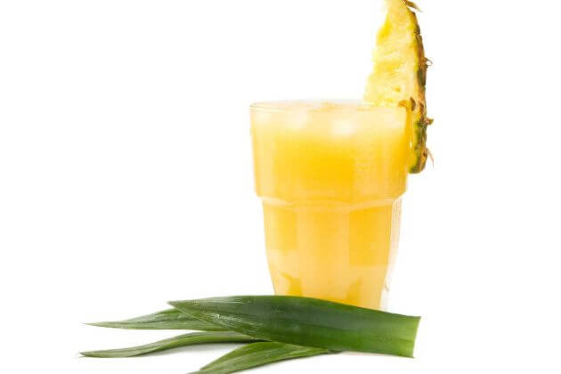 ananas ed aloe vera