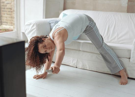 esercizi in casa