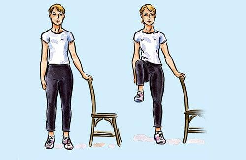 Semplici esercizi da fare ovunque