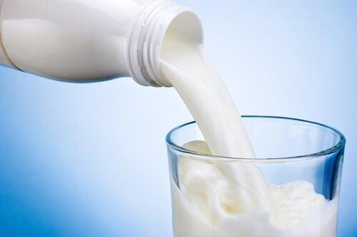 il latte e i suoi benefici
