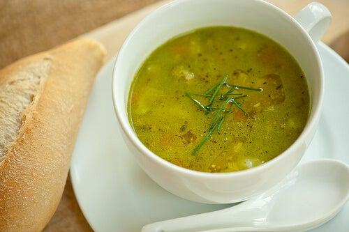 Zuppa per la cena