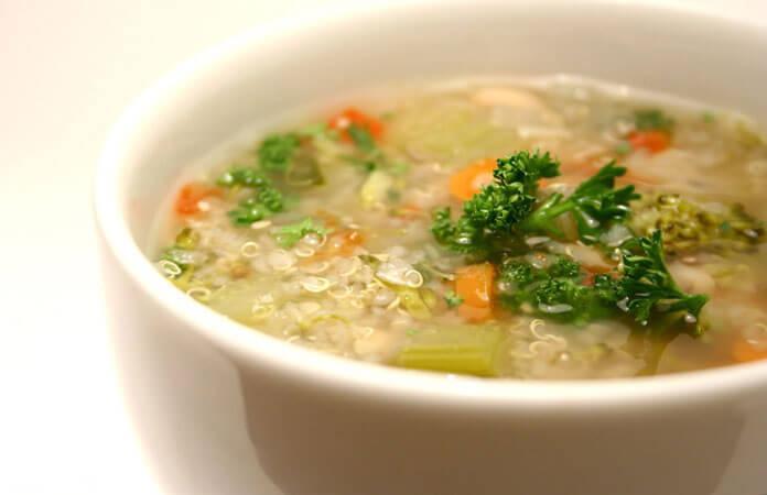zuppa verdura