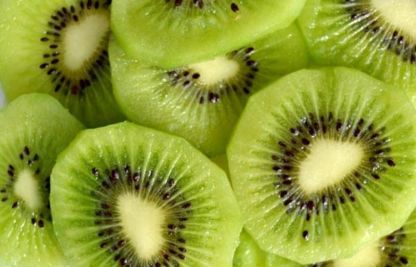 fettine di kiwi