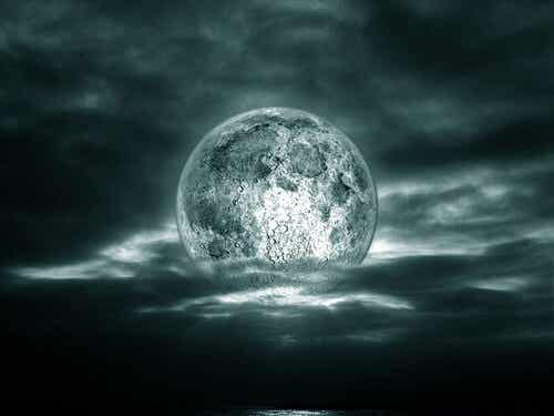 La luna influisce sulla nostra vita?