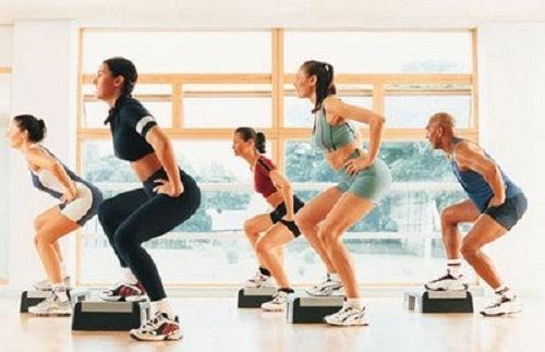 Step per rafforzare le gambe