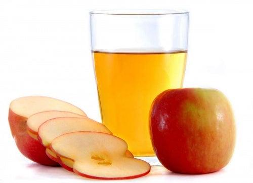 L'aceto di mele è un rimedio contro le infezioni ai reni