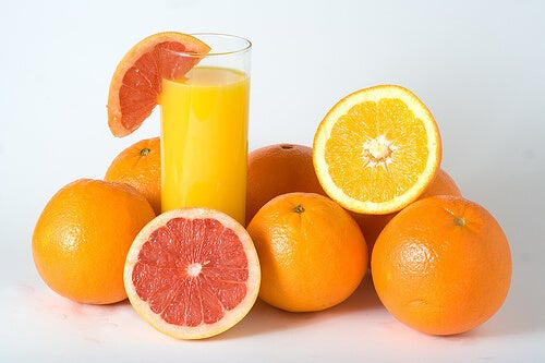 succo d'arance
