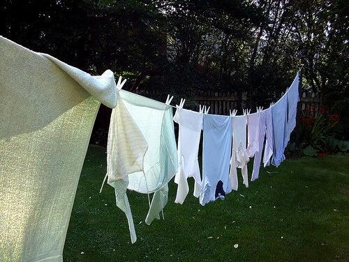 preparare del sapone liquido per lavare il bucato è facile e veloce
