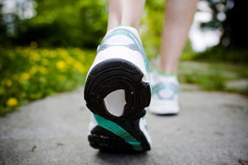 camminare 30 minuti