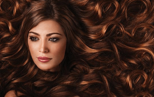 Latte di ricostruzione di capelli