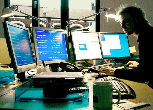 computer e lavoro