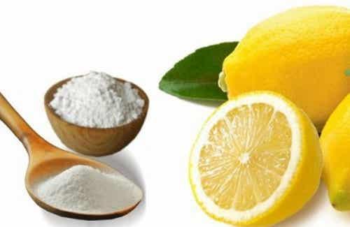 Bicarbonato di sodio e limone: benessere generale