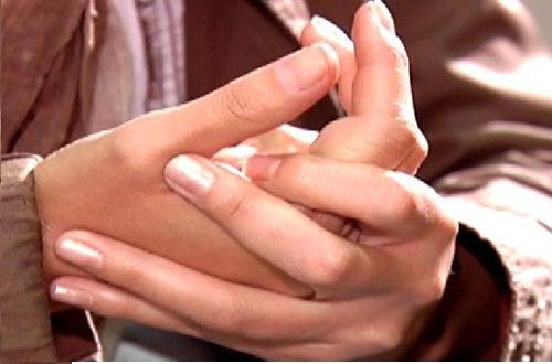 Infiammazione delle dita