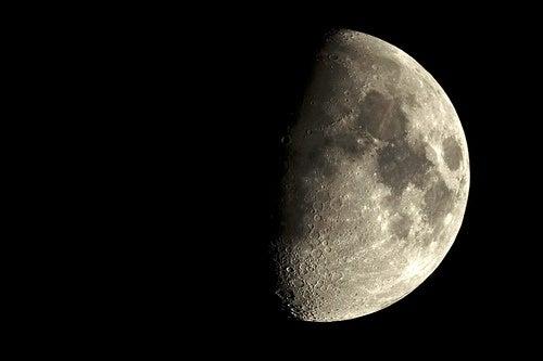 La luna influisce sulla personalità e sull'umore