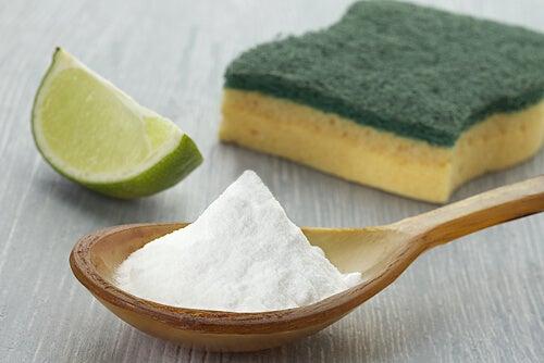 Bicarbonato per i lavori domestici