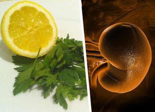 Prezzemolo e limone per depurare i reni