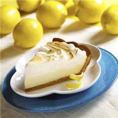 Crostata alla crema di limoni: versione calda e fredda