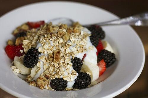 Colazione equilibrata per accelerare il metabolismo