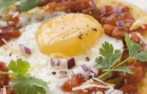 le uova sono una delle colazioni più energetiche che possiamo mangiare