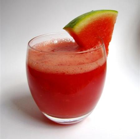Succo di anguria e pompelmo