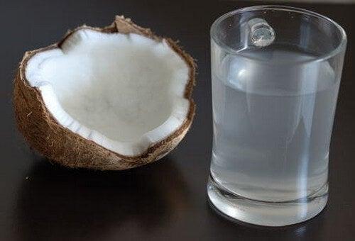 Benefici che si ottengono consumando acqua di cocco