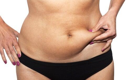 Perdere grasso addominale