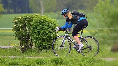 bici per delle gambe bellissime
