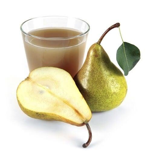 Succo naturale di pera