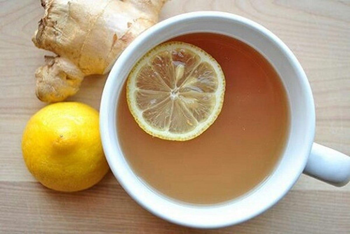 tè allo zenzero per perdere peso come prenderlos