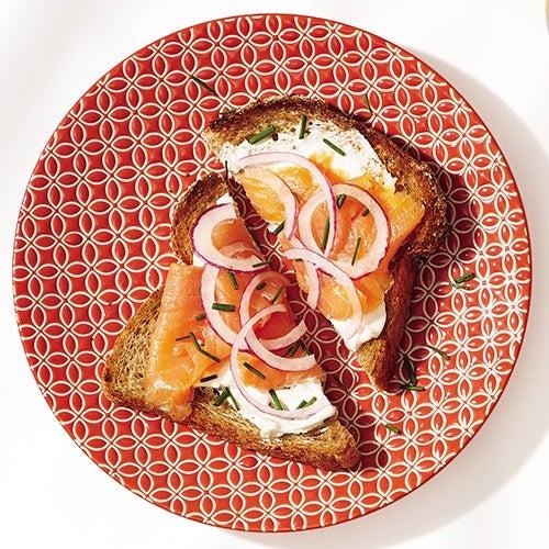 salmone a colazione per perdere peso