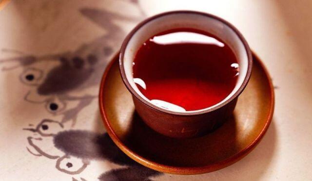 Tè al peperoncino di Cayenna