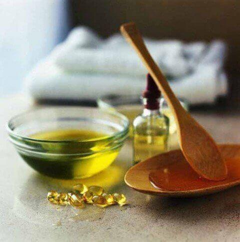 La vitamina E dona elasticità alla pelle e aiuta quindi a ridurre il doppio mento