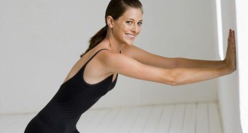 Esercizio per tonificare il seno