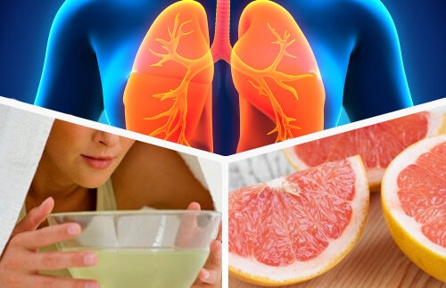 Dieta infallibile per rigenerare i polmoni