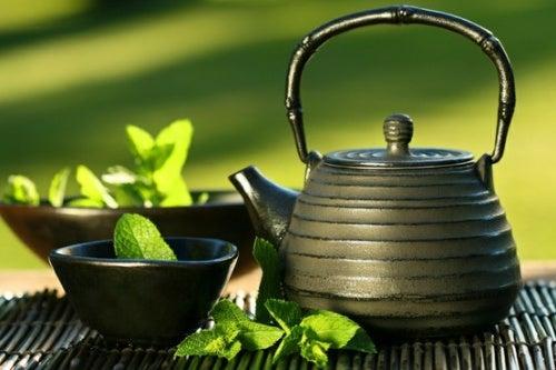 Varietà di tè verde