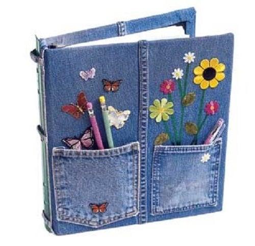 agenda per riutilizzare i jeans