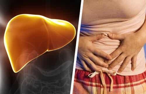 18 segnali che possono indicare un problema al fegato