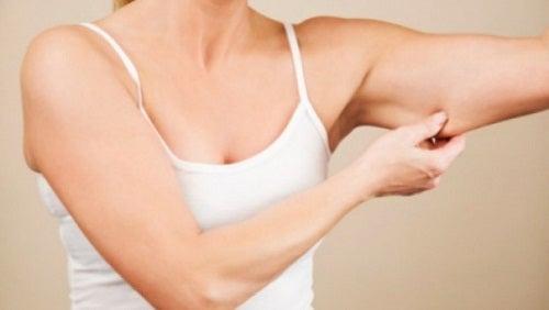Esercizi per tonificare le braccia