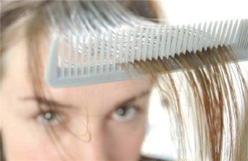 Arrestare la caduta dei capelli con 3 rimedi alle erbe
