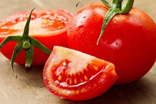 I pomodori rappresentano una sostanziosa fonte di licopene