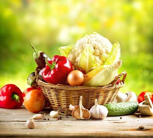 ricette vegetariane