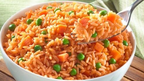 dieta del riso travis rice