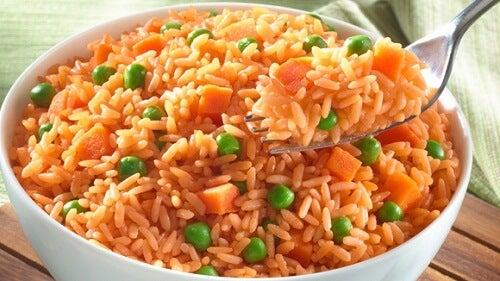 La dieta depurativa del riso rosso